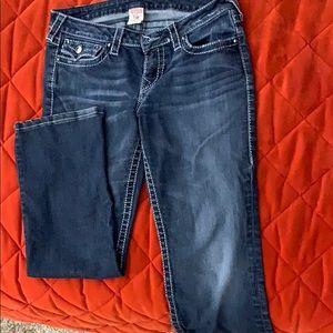 True religion jeans size 31